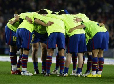 Более-менее: «Барселона 2:1 Малага»
